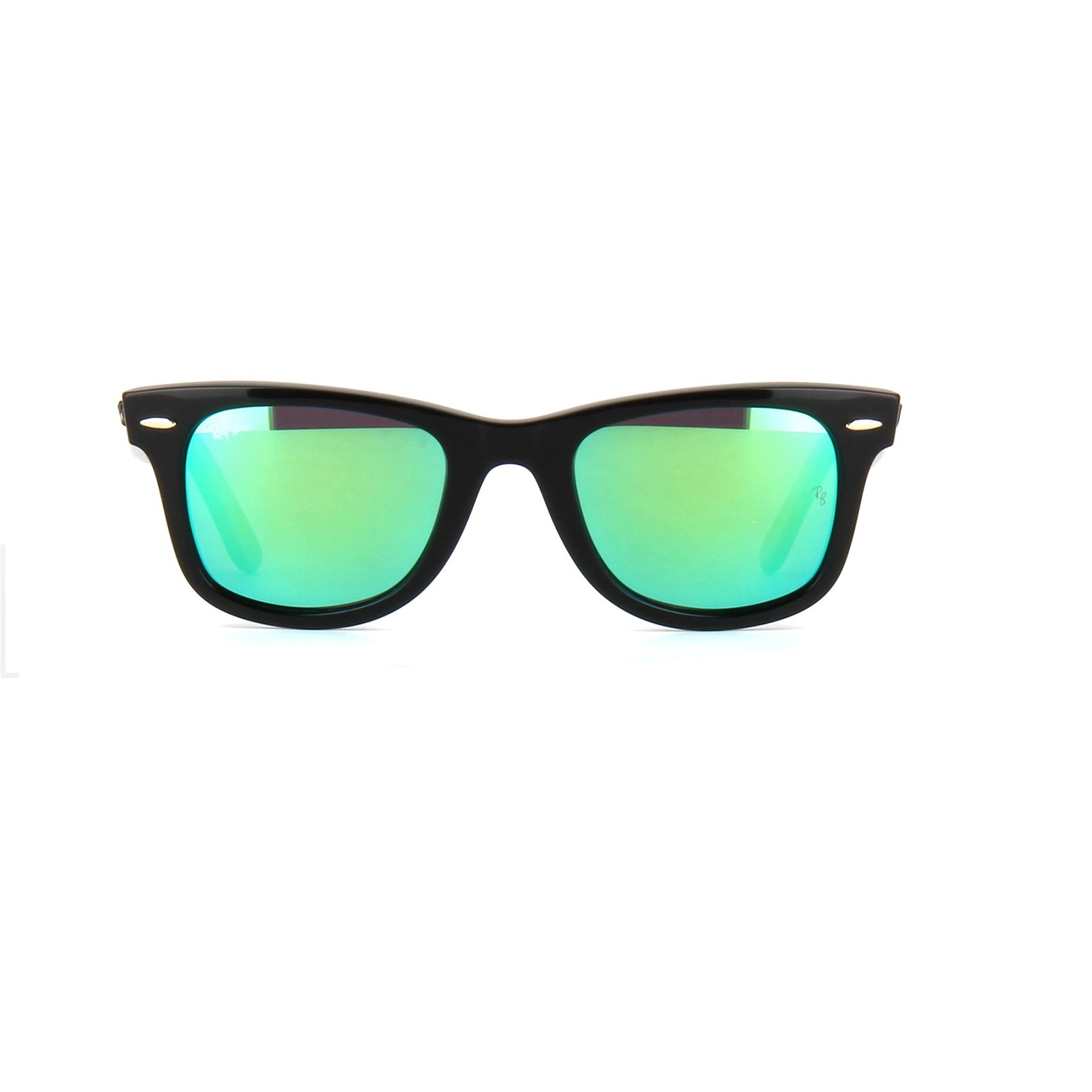 Ray-Ban Wayfarer Black and Green