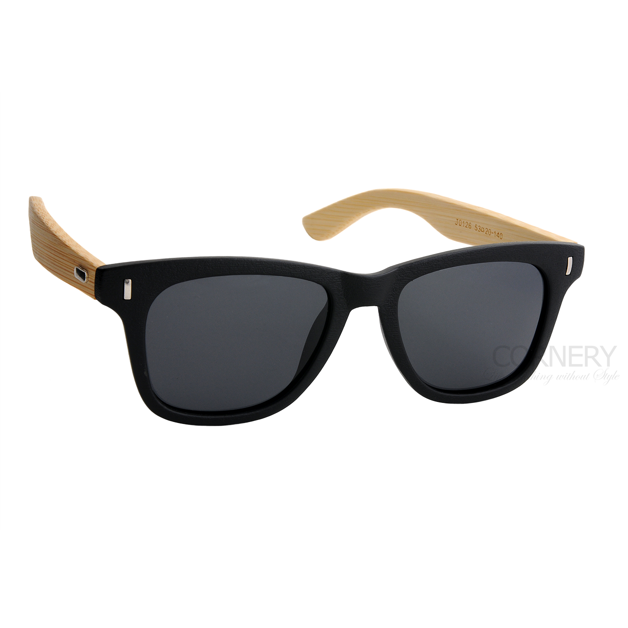 CORNERY Wood Sunglasses